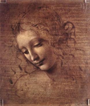 La Scapigliata 1508